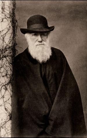 찰스 다윈: 진화론의 대부 찰스 다윈. (사진제공 오클랜드박물관)