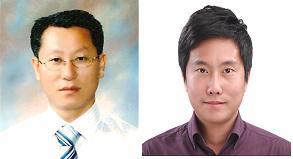 전병훈 교수(왼쪽)와 논문 1저자 황재훈 연구원 - 연세대학교 제공