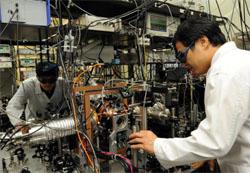 1억 년에 1초 틀린다… 최고 정밀도 원자시계 국내서 만들었다