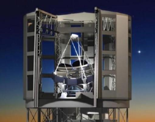 지름 25m 거대 망원경 제작 본격화