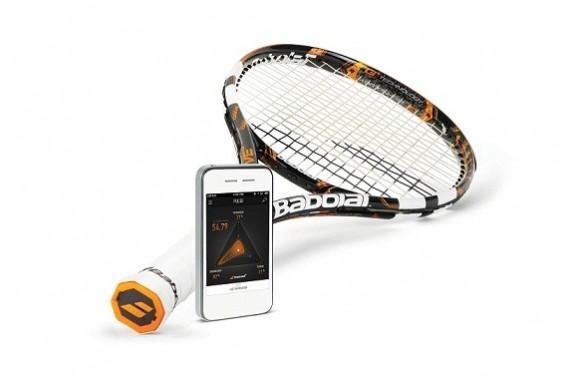 테니스 판도 바꿀 스마트 라켓 나왔다