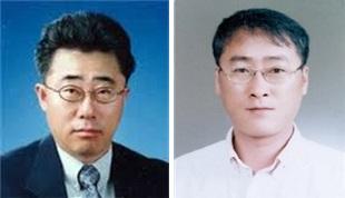 최현일 교수(좌)와 최흥식 교수(우) - 전남대 제공
