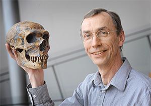 네안데르탈인과 데니소바인 게놈 해독을 이끈 독일 막스플랑크진화인류학연구소의 스반테 패보 박사. - 막스플랑크연구소 제공