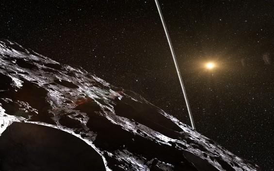 태양계에서 고리를 지닌 다섯 번째 천체 찾았다!