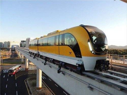 도시형 자기부상열차