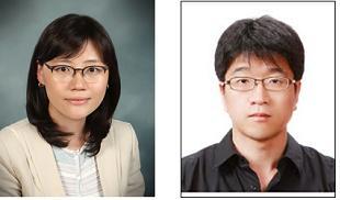 손해정 KIST 박사(왼쪽)와 정대성 중앙대 교수(오른쪽).  - KIST 제공