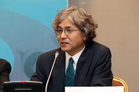박형주 위원장 - 서울세계수학자대회(ICM)