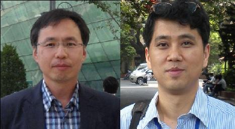 고려대학교 생명공학과 최인걸(왼쪽), 김경헌(오른쪽) 교수. - 고려대학교 제공