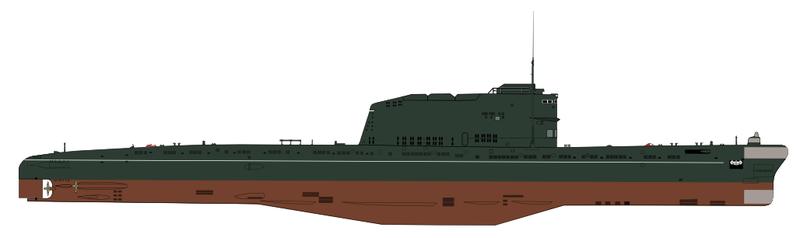 러시아의 구형 골프급 잠수함의 모습. 북한은 이 잠수함을 고철로 수입해 재 건조하고 있는 것으로 알려져 있다. - 위키피디아, HAA 제공