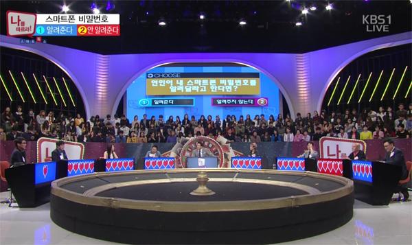 <스마트톡 쇼 나를 따르라> 방송 장면 - KBS 제공