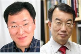 김영준  GIST 생명과학과 교수(왼쪽), 최준호 KAIST 생명과학과 교수 - GIST, KAIST 제공