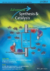 Advanced Synthesis & Catalysis 제공
