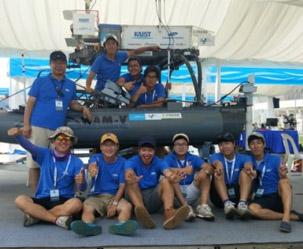 한국형 무인선박 기술, MIT 이어 세계대회 2위 등극