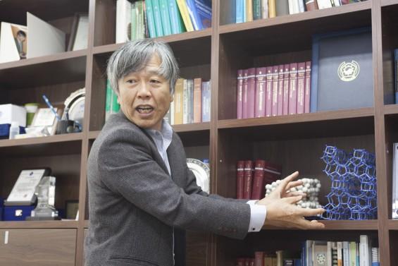 국내 최초의 노벨화학상 후보에 오르다