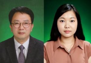 이회선 전북대 생물환경화학과 교수(왼쪽)와 양지연 연구원. - 전북대 제공