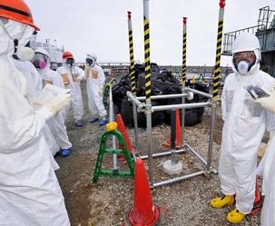 """""""후쿠시마 발 세슘 137, 2015~2016년 최고치"""""""