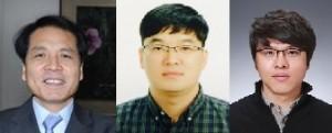 왼쪽부터 석상일, 전남중, 노준홍 한국화학연구원 박사. - 한국화학연구원 제공