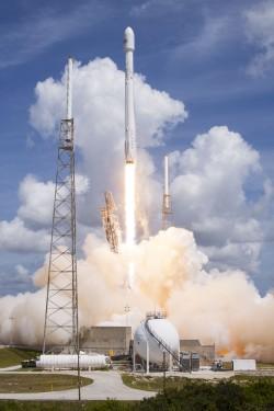 스페이스X의 펠컨9 로켓. - 스페이스X 제공