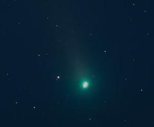 과학동아천문대,'러브조이 혜성'특별 관측열어
