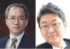 이상규 교수(왼쪽)와 박태윤 연구원 - 연세대학교 제공