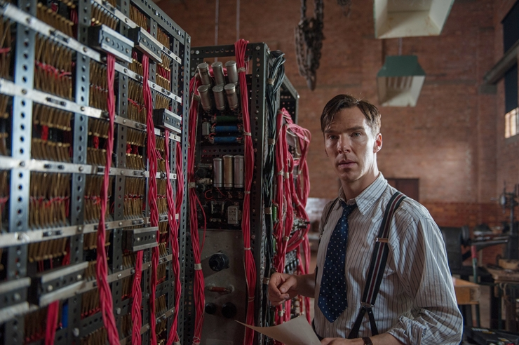 """튜링은 """"기계로 만들어진 암호는 기계로 풀어야 한다""""는 일념으로"""