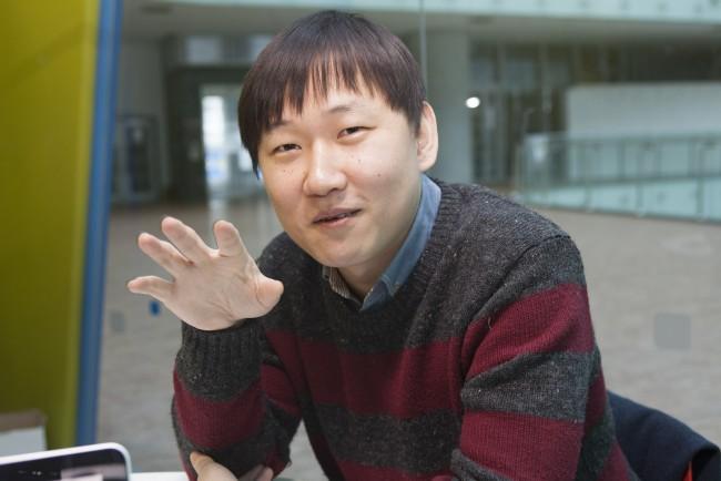 KAIST 우수논문상, IBS 우수연구원상까지 받은 김경환 연구원은 의외로 공부를 싫어하는 학생이었다. - 김상현 제공