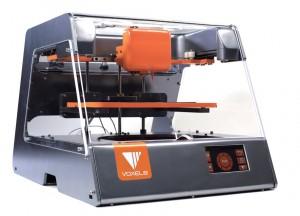 최근 하버드대 제니퍼 루이스 교수팀이 전자제품을 한 번에 출력하는 3D 프린터를 개발했다.  - 하버드대 제공