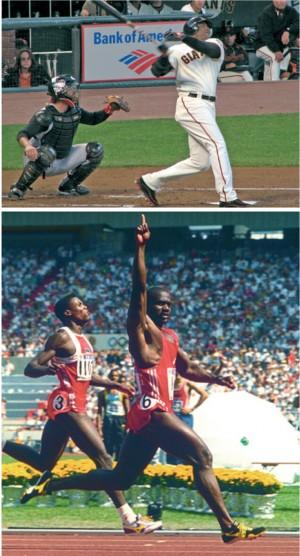 메이저리그 홈런 신기록을 세운 배리 본즈는 자신이 뛰던 홈구장에서 이름조차 불리지 못한다. 벤 존슨은 88년 서울 올림픽에서 세계 신기록을 세웠지만 그의 메달은 박탈됐다. 한때 영웅이던 이들이 몰락한 이유는 동화작용 스테로이드 때문이다. - 연합뉴스, 위키미디어 제공