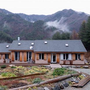 [Green Community | 세계 녹색명소] 한국 최초의 패시브 하우스 자리한 살둔마을