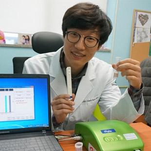 겨울철 식중독 단골 바이러스, 1시간 만에 검출