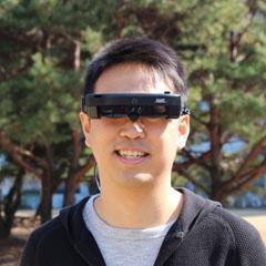 구글 글래스 뛰어넘는 '케이-글래스2'