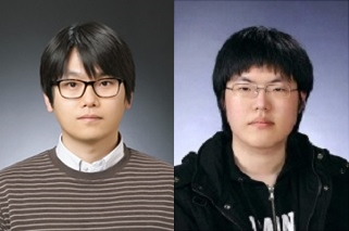 박진홍 교수(왼쪽, 교신저자)와 강동호 연구원(오른쪽, 제1저자) - 성균관대학교 전자전기공학부 제공