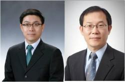 젊은공학인상 수상자인 김병구 상무(왼쪽)와 이종호 교수(오른쪽). - 한국공학한림원 제공