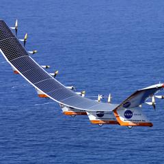 태양광 비행기, 세계를 날다!