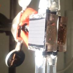 나뭇잎보다 효율 좋은 인공광합성 장치 나왔다