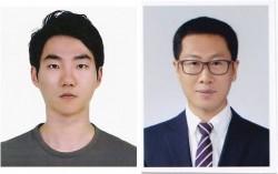 박효성 박사(왼쪽)과 유승민 박사.  - UNIST 제공