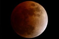 4월 4일, 달이 사라진다?!