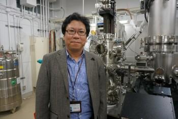 한국인 최초로 이화학연구소 종신 주임연구원이 된 김유수 박사. - 와코=이우상 기자, idol@donga.com 제공