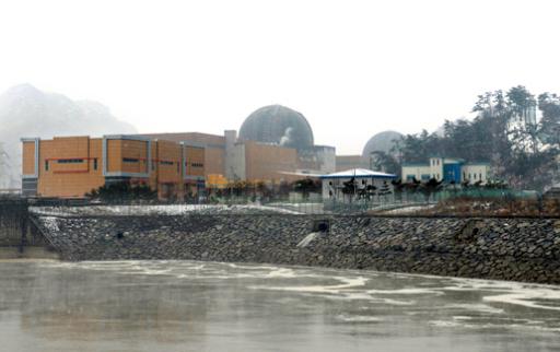[법성포에서 원자력을 만나다1] 영광 강태공들의 명소, 원자력 온배수낚시터