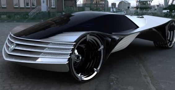 원자력으로 자동차를 움직인다?