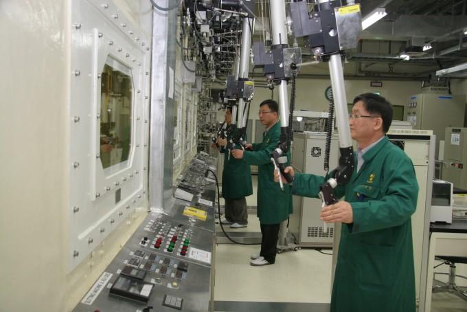 ACPF의 모습.  - 한국원자력연구원 제공