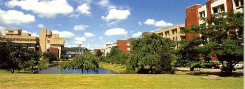 1966년 최초로 설립된 뒤 모든 정부출연연구소의 모태가 된 한국과학기술연구원(KIST).