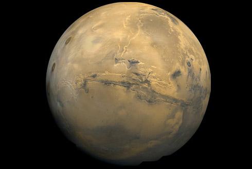 2039년, 여름휴가는 화성으로?