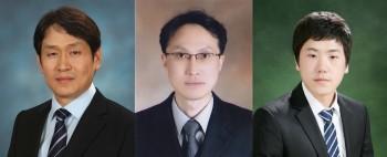 이명래 광주과학기술원 기전공학부 교수와 이보름 의료시스템학과 교수, 추명래 연구원(왼쪽부터). - 광주과학기술원(GIST) 제공