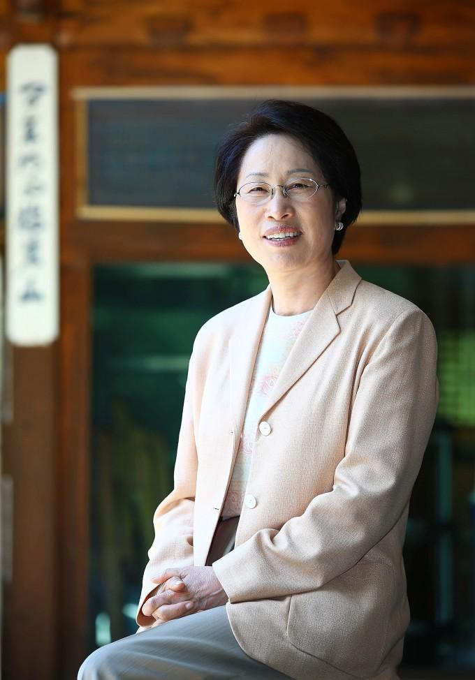 최순자 인하대 총장.  - 전영한기자 scoopjyh@donga.com 제공