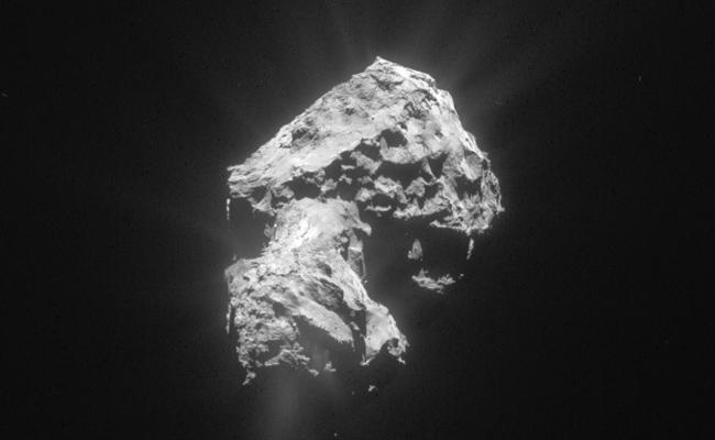 혜성 '추리' - ESA 제공