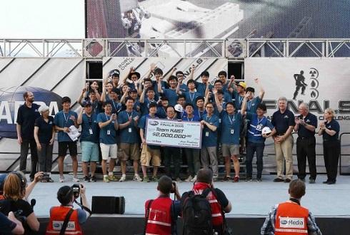 [휴보, 로봇 올림픽 우승] 한국 로봇의 자존심 '휴보'