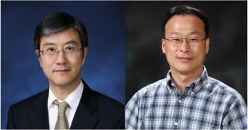 이윤식 화학생물공학부 교수(왼쪽)와 정대홍 화학교육과 교수.  - 서울대 제공