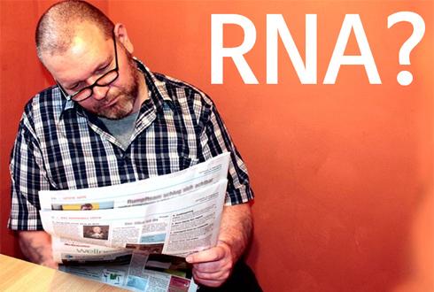 DNA는 알겠는데 RNA는 뭐지?