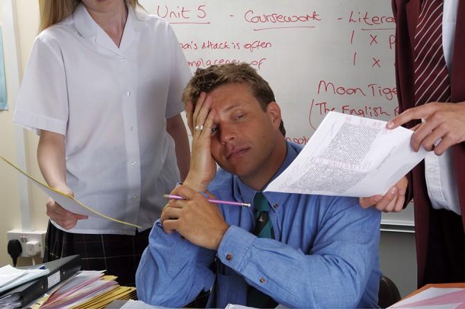 현대인들은 과중한 정신적 스트레스에 시달리지만 인체는 여기에 대처하는 체계를 진화시키지 못했다. 그 결과 스트레스에 부적절하게 반응하기 때문에 각종 신체 질환이 나타난다. - REX 제공